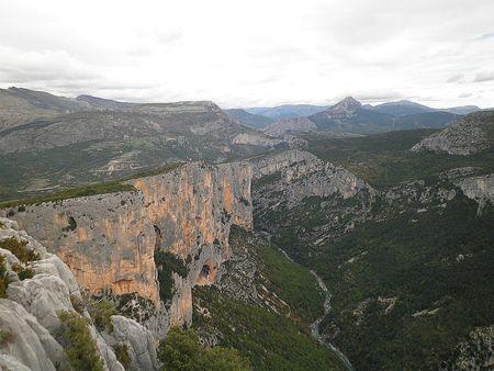 route des crêtes du Verdon (33)
