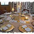 table tout en or 008