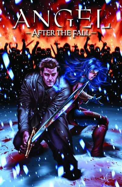 IDW angel after the fall vol 03 HC