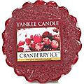 Cranberry ice, yankee candle
