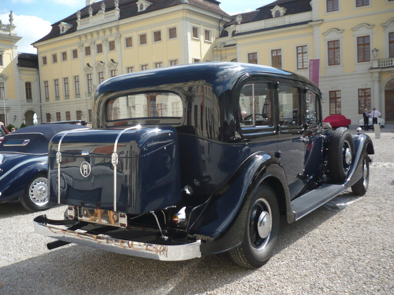 HORCH 850 Pullman limousine 1935 Ludwigsburg (2)