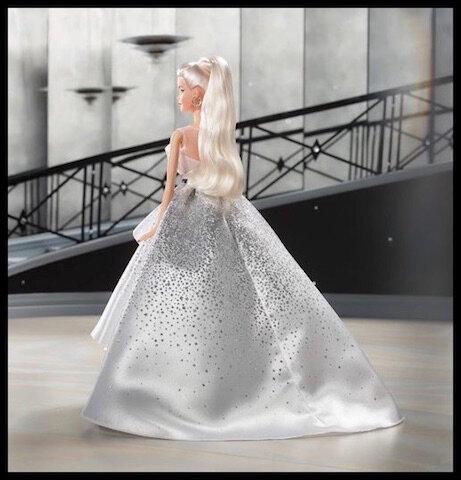 mattel poupee barbie blonde 60 ans 2