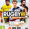 Test de rugby 18 - jeu video giga france