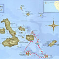 Croisière dans l'archipel des galapagos
