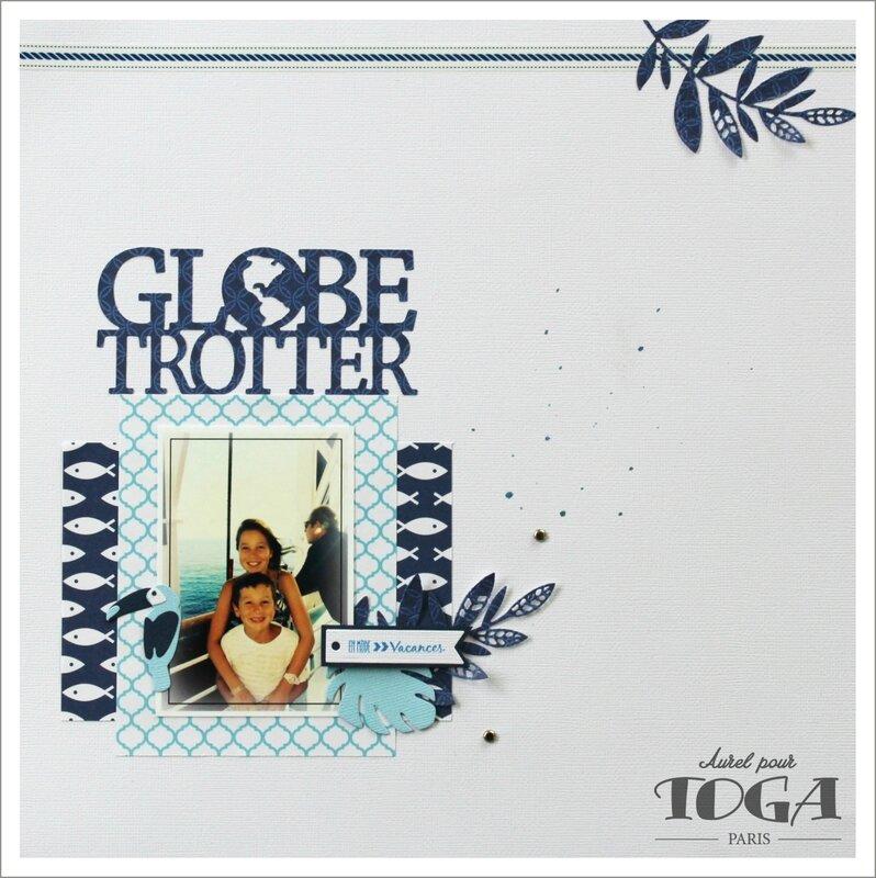 79 - Globe Trotter - page Toga Collection Color Factory Esprit marin - DT Aurel (1)