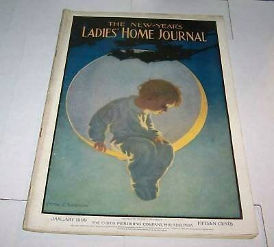 1909 Ladies Home Journal
