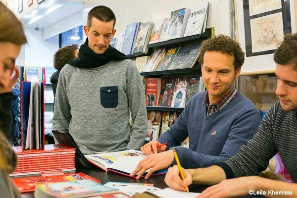 Bruxelles Librairie Flagey 18 février 2016