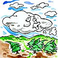 21 mars- du vent...il fait frisquet mais....c'est fait