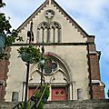 Eglises de la communauté : visitez l'église sainte croix de cormeilles comme si vous y étiez !