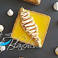 Tartelettes citron à la bretonne !