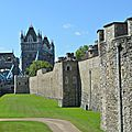 Royaume uni - Londres - Tower bridge