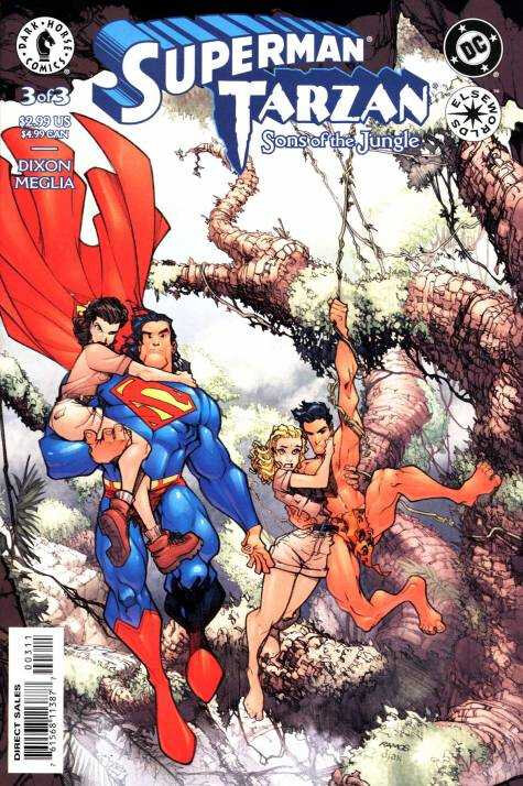 elseworlds superman tarzan sons of the jungle 03