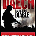 Daech - la main du diable - claude moniquet - editions de l'archipel