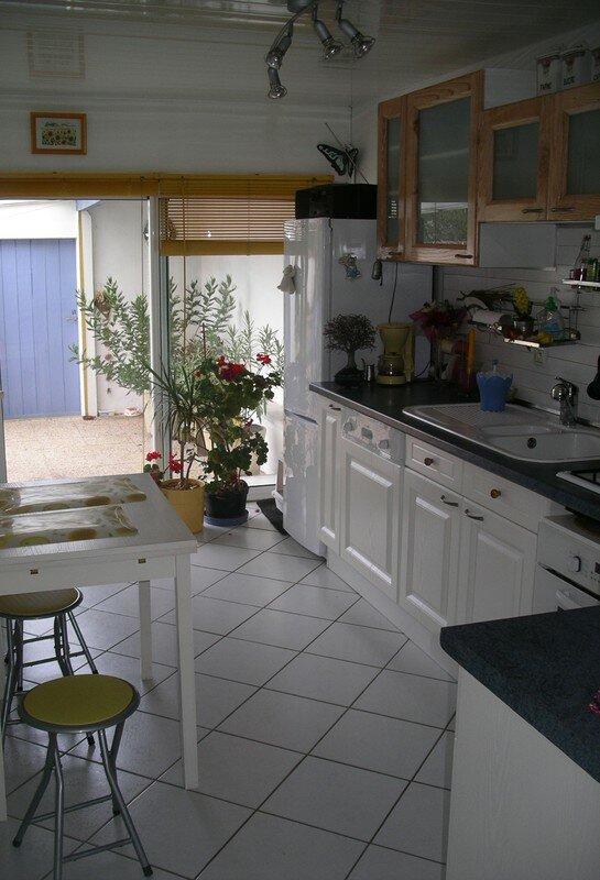 Ma cuisine moche transformée - La petite maison au fond de l\'impasse