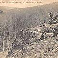 Le 7 janvier 1791 à mamers : délits dans la forêt de perseigne et vols en ville.