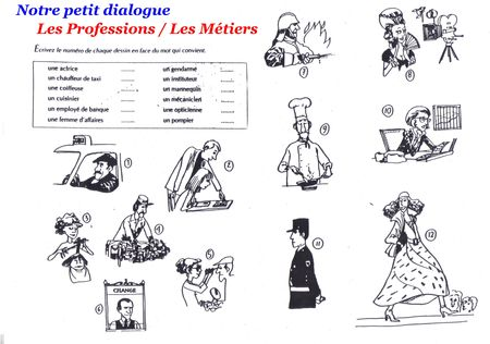 LESPROFESIONSLESMETIREfichededialogues