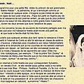 46 - 0099 - le chapeau de mon père - joseph denda & pierrette denda épouse lalande - 16 09 2008