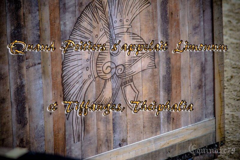 Quand Poitiers s'appelait Limonum capitale des peuples Pictavi et Tiffauges, Theiphalia (4)