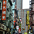 Chinatown de new york
