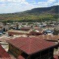 Harar : Vue depuis le Musée Rimbaud