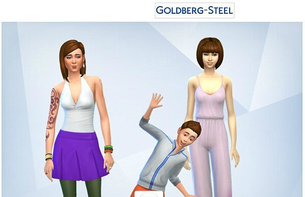 4 Création famille de Dana