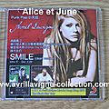 CD promotionnel Smile-version de Hong Kong (2011)