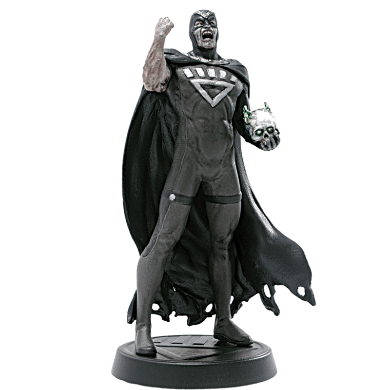 eaglemoss DC black hand