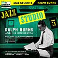 Ralph Burn And His Horchestra - 1956 - Jazz Studio 5 (Decca)