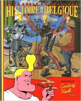 histoire de la belgique BD