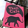 Coup de coeur pour le thali cafe, un restaurant indien pas comme les autres!
