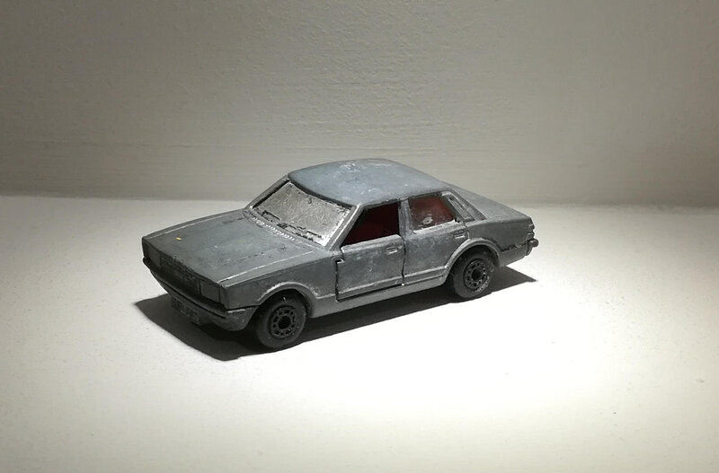 Ford Cortina (Matchbox)