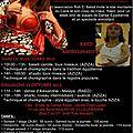 Stage exceptionnel à lyon avec aziza du caire les 20 et 21 octobre 2012