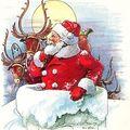 Père Noël 3. Print Artist 8.