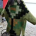 manteau laine