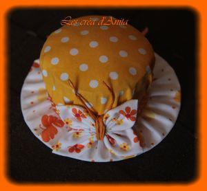 kdo anita chapeau orange