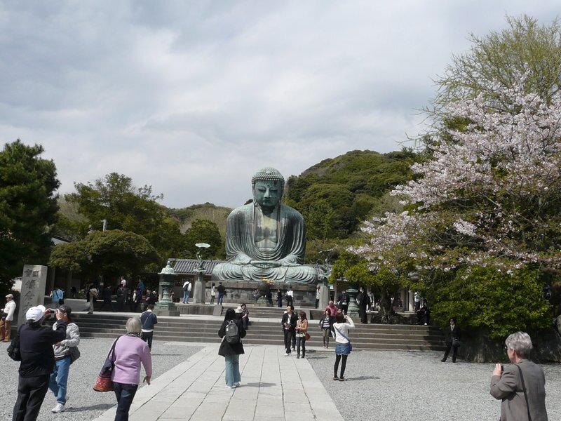 Canalblog Tokyo Cerisier 2010 Kamakura Grand Bouddha01