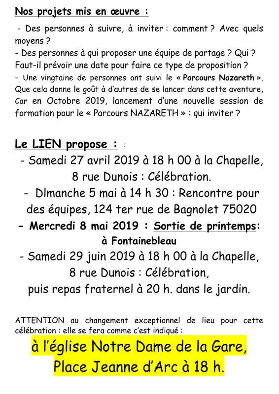 SUITE INVITATION 16 03 19
