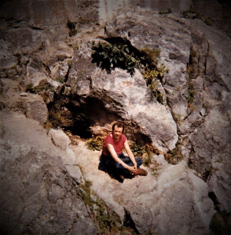 entrée de la caverne