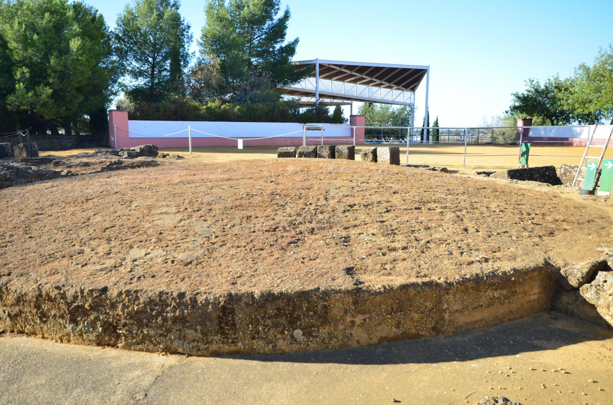 Carmona : nécropole romaine