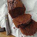 Gateau au chocolat...un brin aérien