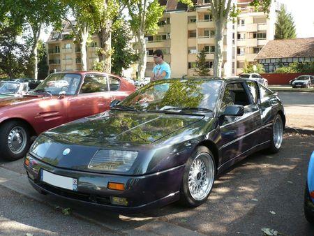 ALPINE RENAULT V6 turbo Le Mans 1990 Strasbourg - PMC (1)