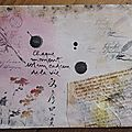 Mail Art juliloueva n°1