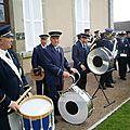 Union musicale d'archettes-cérémonie du 11 novembre