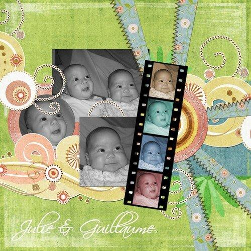 Julie et Guillaume