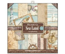 stamperia-sea-land-12x12-inch-paper-pack-sbbl37