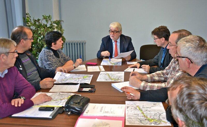 STE CATHERINE 2016 SECURITE réunion Mairie
