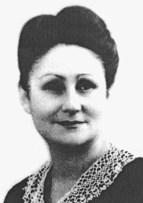 Madame Yvonne de Komornicka (1953)