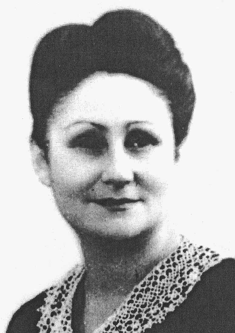"""Fiche historique N°11 : Madame Yvonne de KOMORNICKA (alias """"Kléber""""), Chef du mouvement """"COMBAT"""" de Vaucluse"""