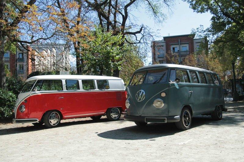 Duo de Combi Volkswagen