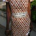 Non à l'impunité des violences contre les femmes!